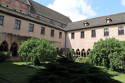 Le musée d'Unterlinden