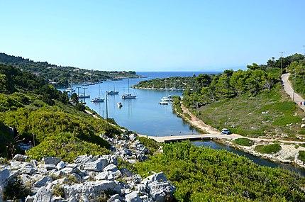 Mongonisi, île de Paxos