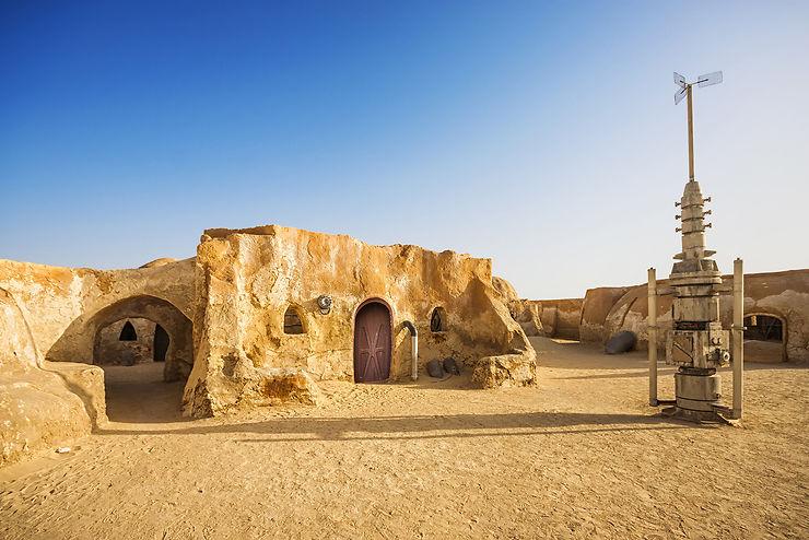 Star Wars, les lieux de tournage de la saga