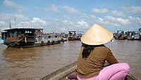 Vietnam : le delta du Mékong, au fil de l'eau
