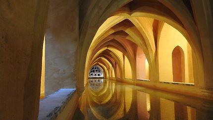 Réserve d'eau de l'Alcazar de Séville