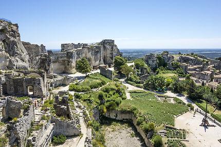 Chateau des Baux de Provence (13)