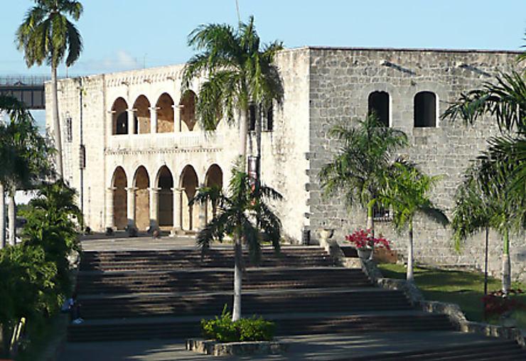 Santo Domingo de Guzmán, première capitale du Nouveau Monde