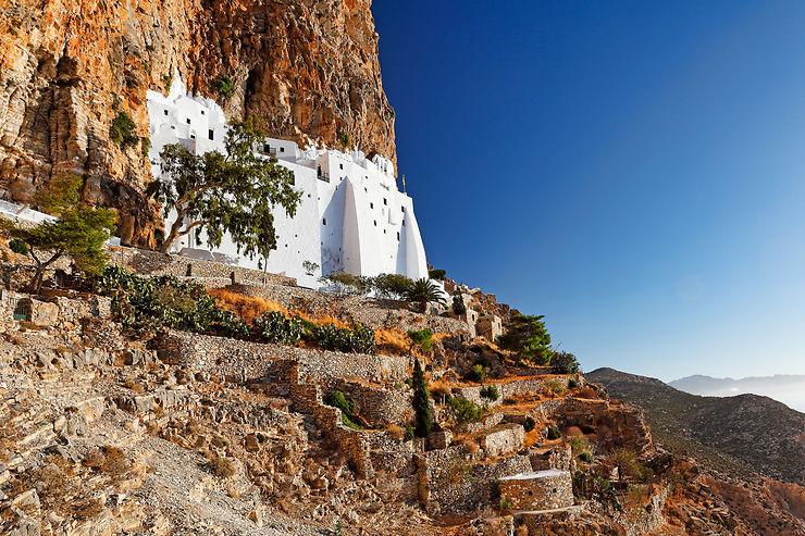 Páros, Náxos, Amorgós : les îles de marbre des Cyclades