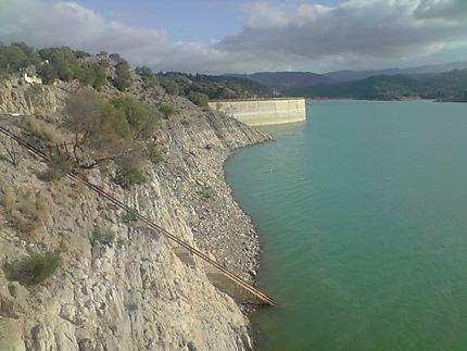 Barrage de Mellegue