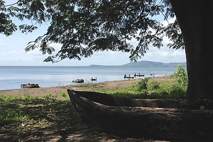 Sur l'île d'Ometepe