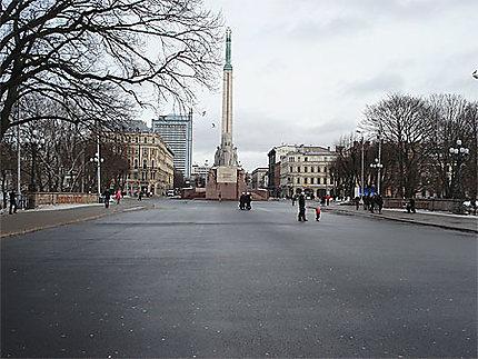 Le Monument de la liberté