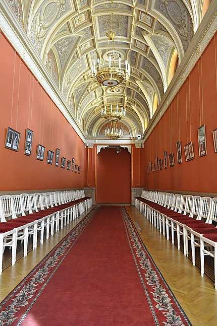 Palais Youssoupov à Saint Petersbourg
