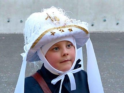 Un mignon petit Paysan - Carnaval de Binche