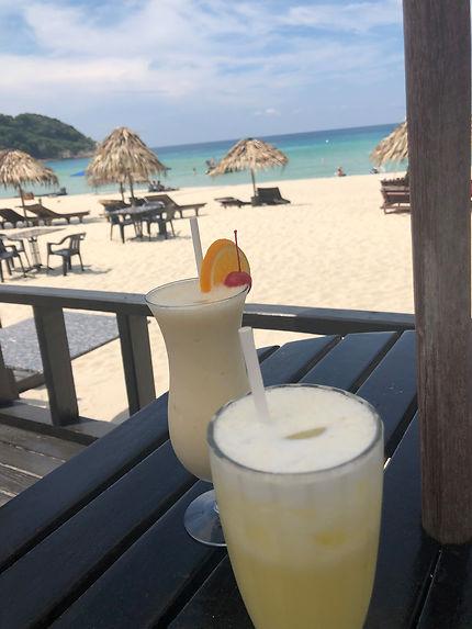 Cocktail à Kecil
