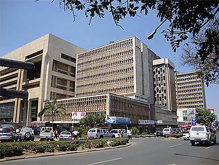Architecture de Lusaka
