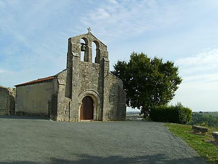 église de Puyrolland