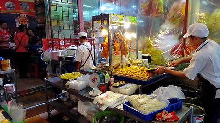 Miam miam à Bangkok