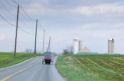 Au pays Amish