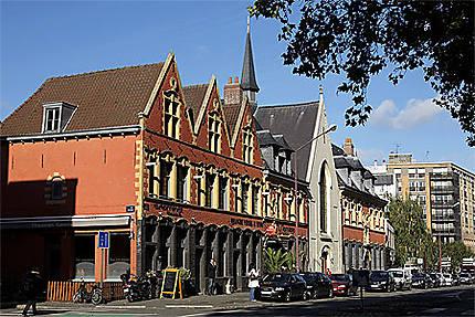 Hospice Gantois, rue de Paris, Lille