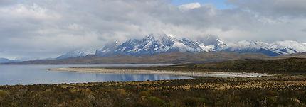 Aux abords du parc national Torres del Paine