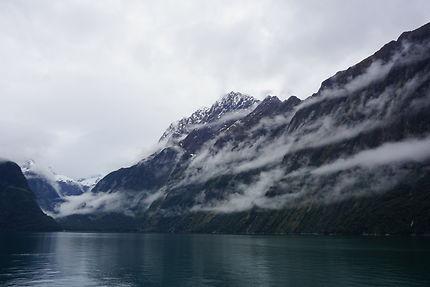 Le fjord de Milford Sound, Nouvelle-Zélande