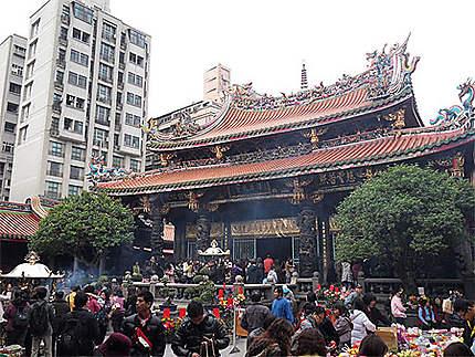 Le Temple de Longshan