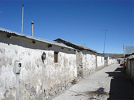 Village de Parinacota