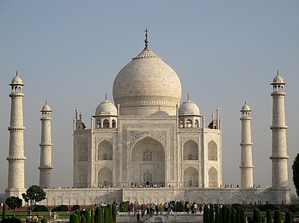 L'incontournable, le majestueux... le Taj Mahal