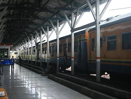 Gare de Banjar