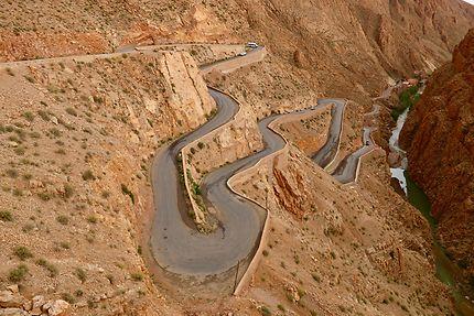 Sur les routes des gorges du Dadès