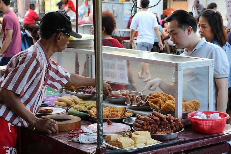 Malaisie : Penang, l'île gastronomique