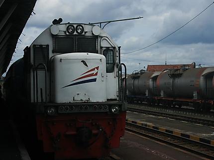 Train économique