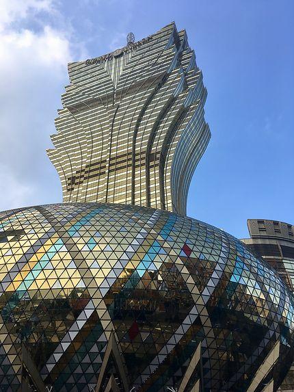 Démesure à Macao