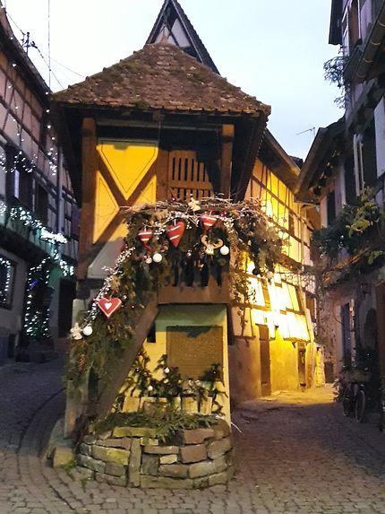 Eguisheim, la cité merveilleuse d'Alsace
