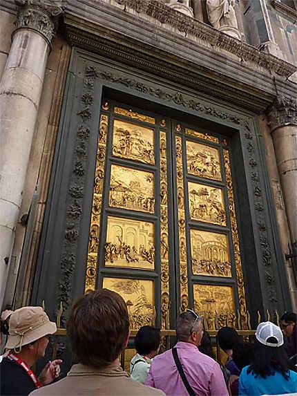 La porte d'or