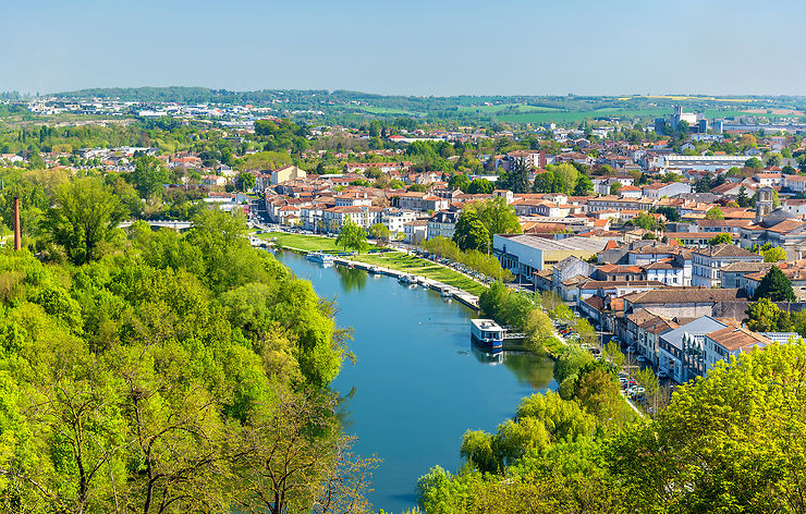 Flow Vélo : la vallée de la Charente à vélo