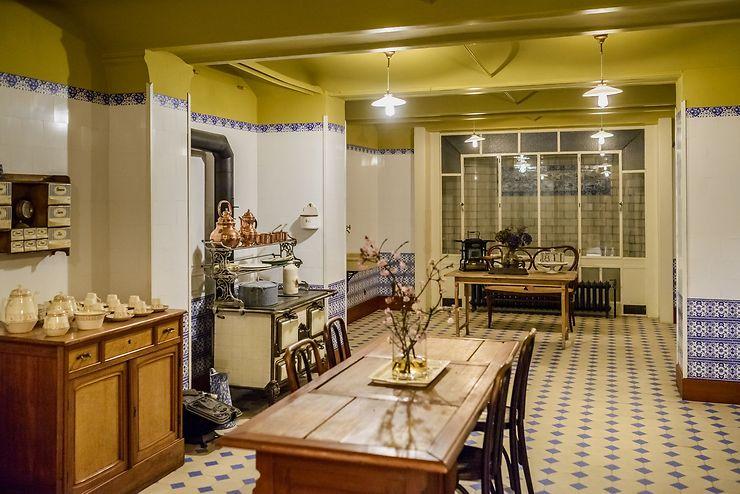 Bruxelles : Horta inside out, hommage au génie de l'Art nouveau