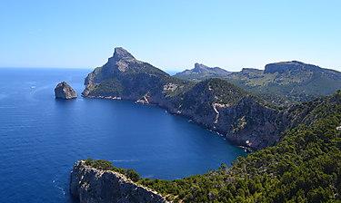Péninsule de Formentor