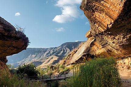 Grottes de Liphofung