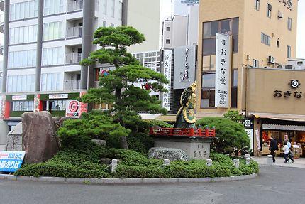 Sur la route Miyajima