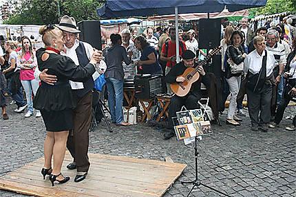 Tango de la rue