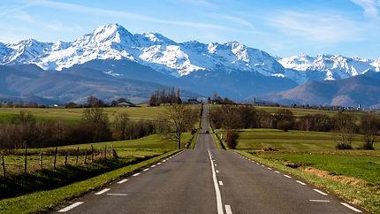 Au pied du Pic du Midi