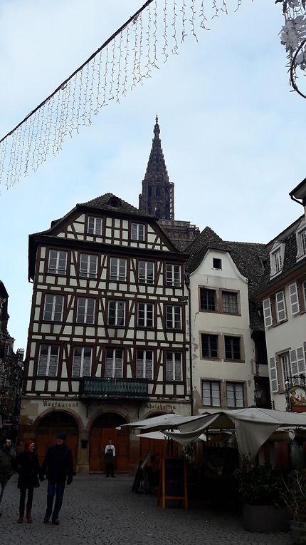 Strasbourg, la belle européenne