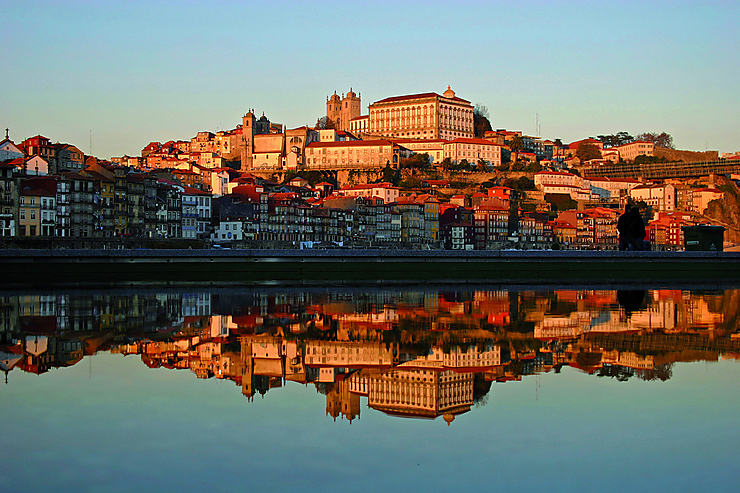 Flânerie dans Porto