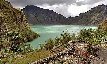 Volcan Pinatubo (Luzon)