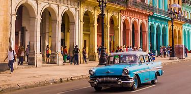 Séjours et circuits découverte à Cuba