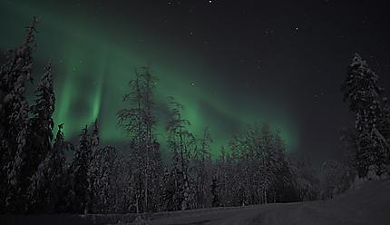 Aurores Boréales - Laponie 2013