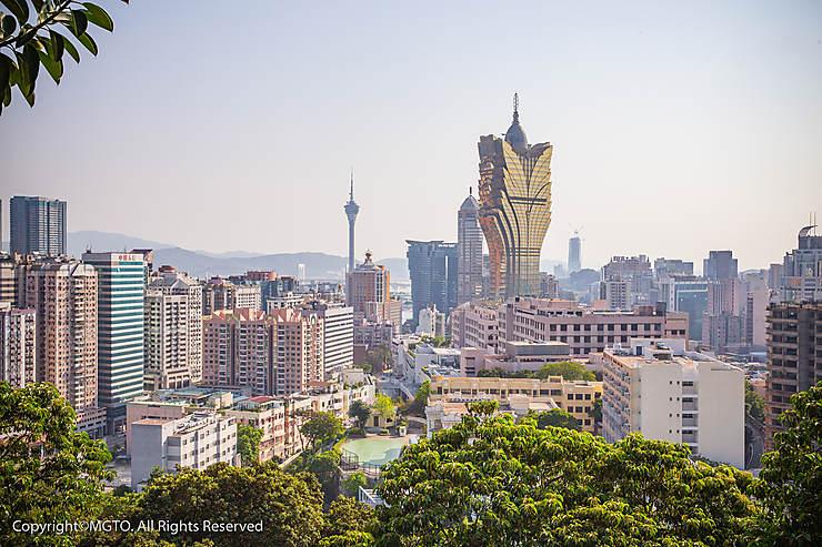 Macao, une perle en Asie