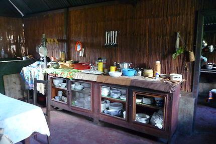 Cuisine exotique sur l'île Sainte-Marie