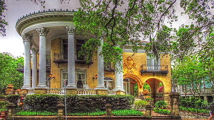Savannah, New Orleans