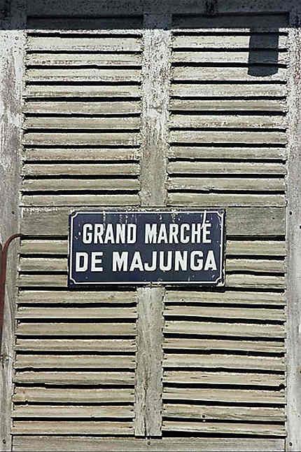Marché de Majunga