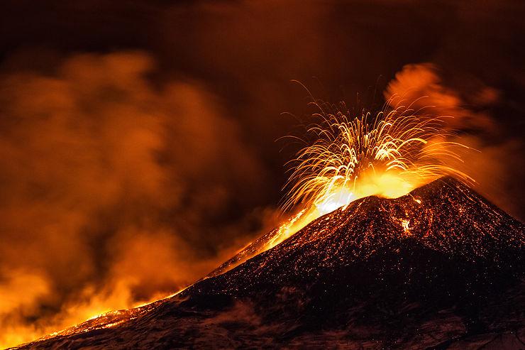 Mustafar et l'Etna