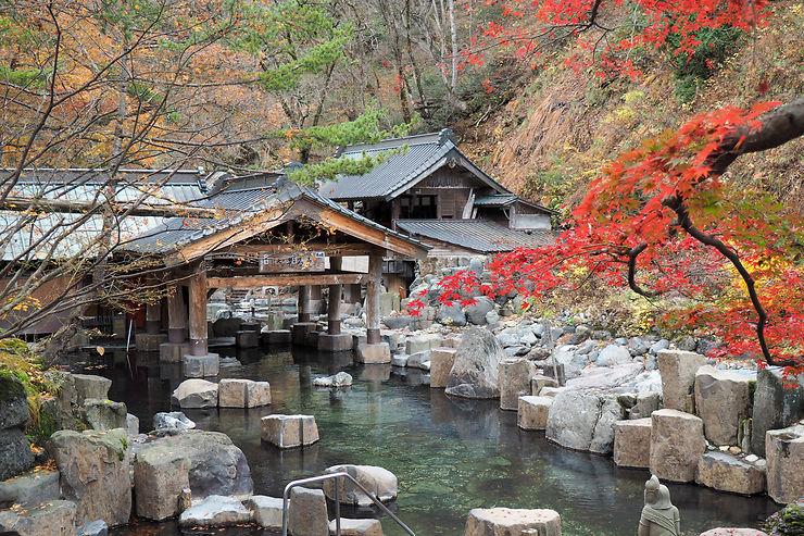 Japon - Un site recense les onsen accessibles avec un tatouage