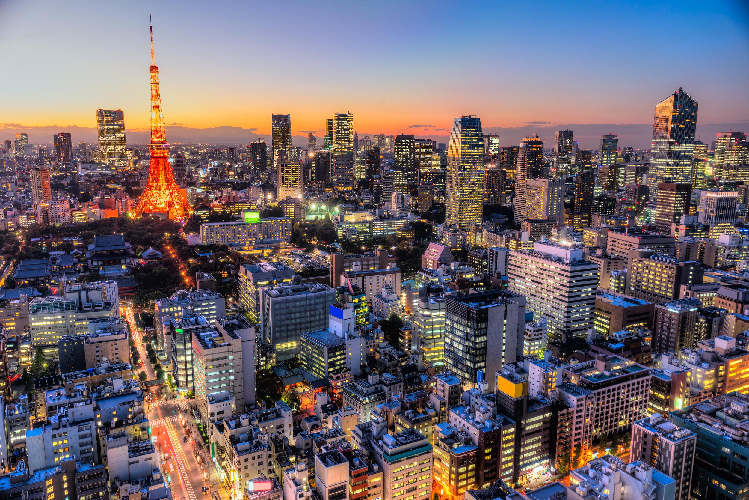 Nombre Habitant Tokyo